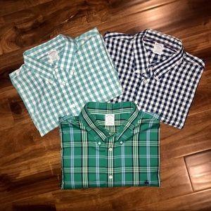 Bundle 3 - Brooks Brothers Regent l/s men's shirts